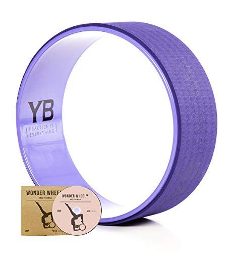 YOGABODY Jumbo Yoga Wheel Official product image