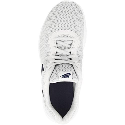 Nike Tanjun (BG), Zapatillas de Running Para Niños Gris (Vast Grey / Navy / White 015)