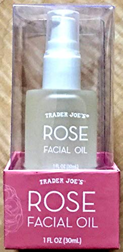 Rose Facial Oil with