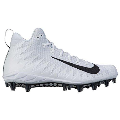 (ナイキ) Nike Alpha Menace Pro Mid メンズ フットボールアメフトシューズ [並行輸入品] B06ZYKW3DQ