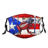 Prientomer Puerto Rico Frog Coqui Proud Boricua