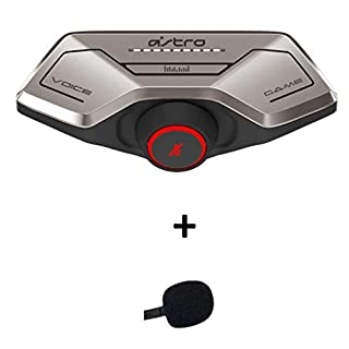 Great Sound Bundle: Astro MixAmp M80™ for Xbox One + IENZA A40 / A40 TR Windscreen Pop Filter (NOTE: Mic Boom not Included)