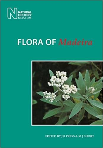 Book Flora of Madeira