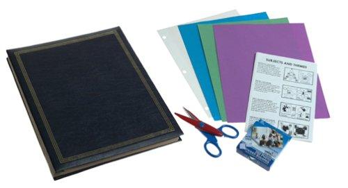 Pioneer Jumbo Scrap Book Kit Pioneer Photo Albums SJ100
