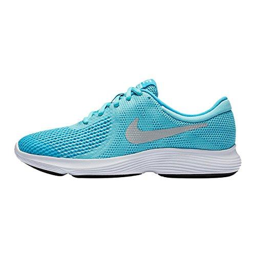 Running Running Running Chaussures Blue Nike Fille gs gs gs gs De 4 Revolution PqPXnOz