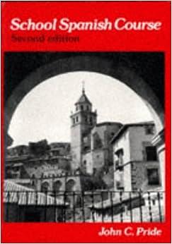 School Spanish Course