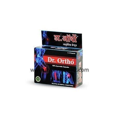- Dr. Ortho Ayurvedic Capsules(30 Capsules) - Styledivahub®