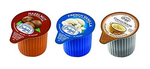Blue Mini Creamer - International Delight Mini Coffee Creamer Variety Pack - 3 Flavor Assortment