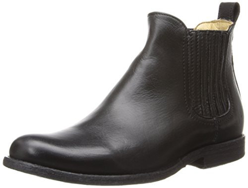 FRYE Women's Phillip Chelsea Boot, Black, 6.5 M US by FRYE