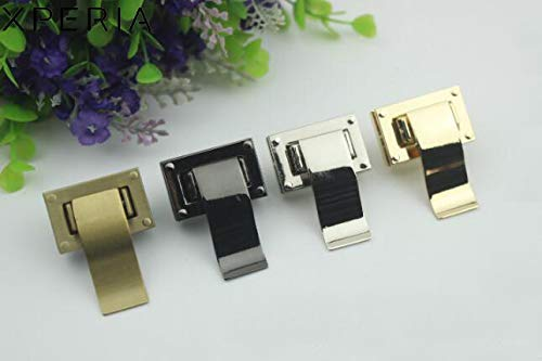 Daisy Storee 10pcs//lot Luggage Hardware Accessories Bag Lock Long Tongue Lock Twist Lock Hardware Accessories