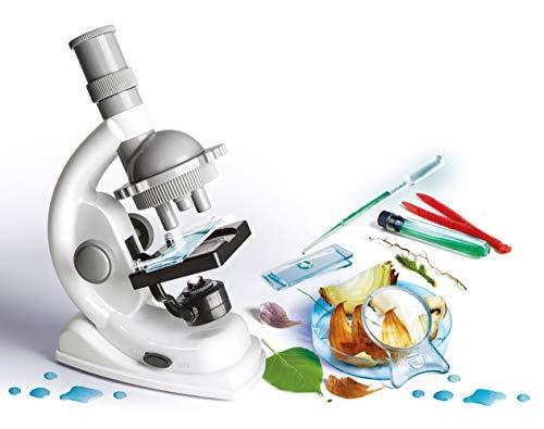 Clementoni natur unter dem mikroskop galileo