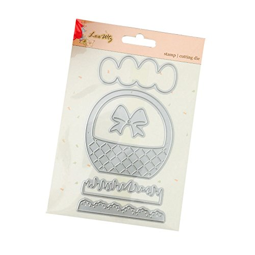 Card Making Dies Cutting Metal,iHPH7 Stencils for DIY Scrapbooking Photo Album Paper Gift M-441 -