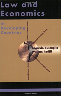 Law and Economics in Developing Countries (HOOVER INST PRESS PUBLICATION)
