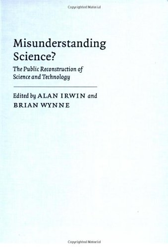 Misunderstanding Science?: The Public