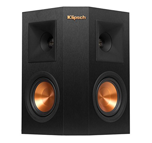 Klipsch RP-240S Reference Premiere Surround Speaker - Ebony, Single (Certified Refurbished) by Klipsch