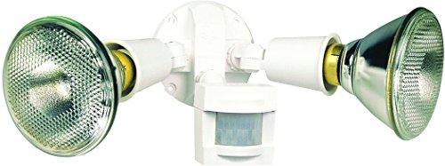 Heath/Zenith HZ-5408-WH 300W 110-Degree Light, White by Heath/Zenith