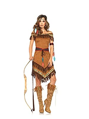 Leg Avenue Women's Native Princess