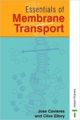 Essentials of Membrane Transport