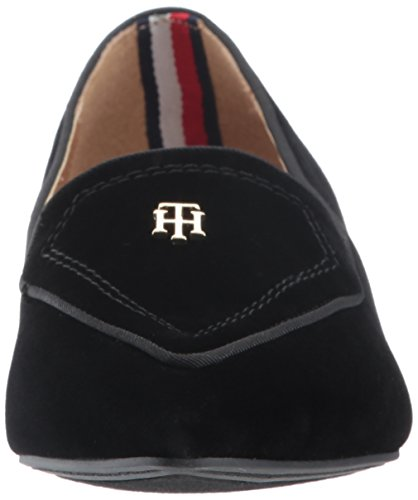 Tommy Hilfiger Vrouwen Harvard Rijstijl Loafer Zwart