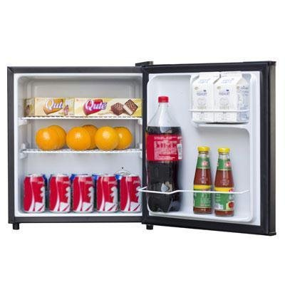 Avanti AR17T1B 1.7 CF Compact Refrigerator, Black