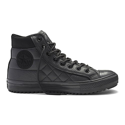 Converse Chuck Taylor All Star PC High Unisex Boots Black 153669c (6 M (Converse High Boots)