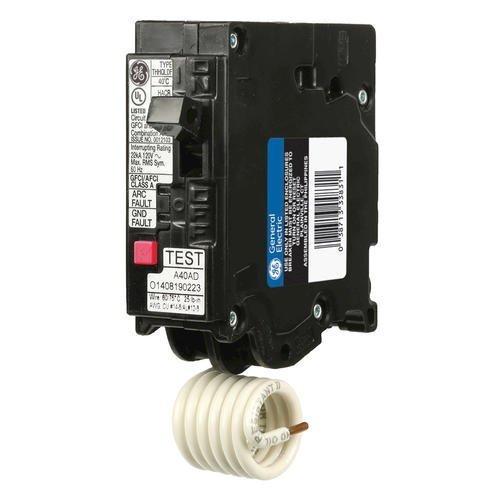 Breaker 20a1p 120v Dual - Amp 1 Pole 20 Ge