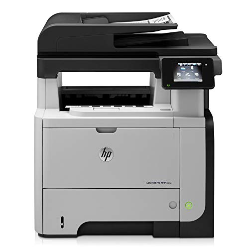HP LaserJet Pro MFP M521dn Mono A4 MFP Laser Printer - 42ppm, Copy, Print, Scan, Fax, Duplex (Certified Refurbished) ()