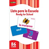 Listo Para la Escuela/Ready for School (Flash Kids Spanish Flash Cards) (Flas...