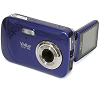 Vivitar ViviCam 7028 7MP Digital Camera Purple