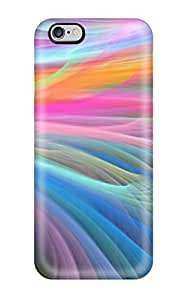 Flexible Tpu Back Case Cover For Iphone 6 Plus - Abstract Mobile Butterfly 3d