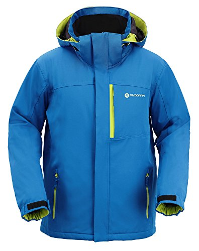 Zip Hood Jacket - 1
