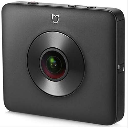 Sphere Camera 4K Panorama Action Camera - Black