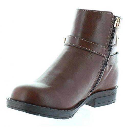 XTI Stiefel Für Damen und Mädchen 53835 C Marron