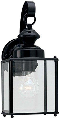 Sea Gull Lighting Classic Outdoor Wall Lantern