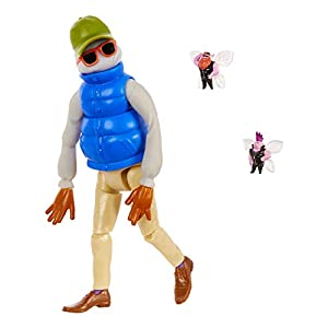 Disney Pixar Onward: Core Figure Dad Character Action Figure Realistic Movie Toy Father Dummy Doll for Storytelling, Display and Collecting for Ages 3 and Up