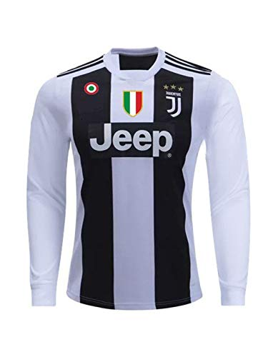 hot sales b6da9 21b2e aaDDa Juventus Home Fullsleeve Jersey with Shorts 2018-2019