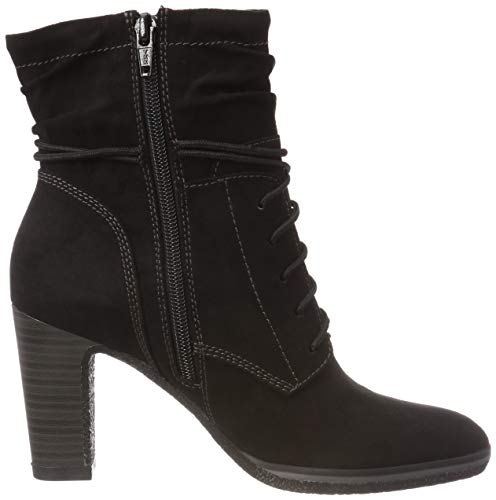 5 Boots 1 001 25103 21 Black Women's Oliver Ankle Black 5 s q1HwP