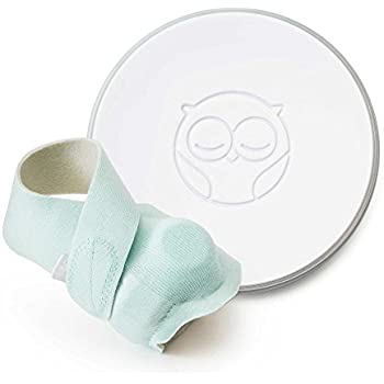 Owlet Smart Sock 2 Baby Monitor - Track Your Infant's Heart Rate & Oxygen Levels