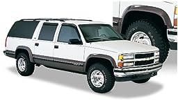 Bushwacker 40901-01 Chevrolet / GMC Extend-A-Fender Flare - Set of 4