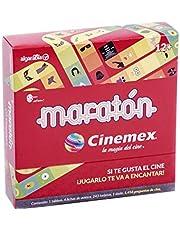 Maratón Cinemex - Edición Especial La Magia del Cine - Juego de preguntas Maratón