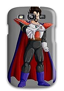 Esther Bedoya Perfect Tpu Case For Galaxy S3/ Anti-scratch Protector Case (king Vegeta )