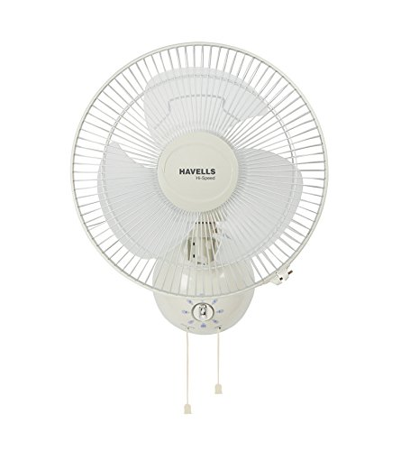 Havells D'zire High Speed 300mm Wall Fan (Grey) product image