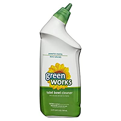 GreenWorks Toilet Bowl Cleaner, 24 Oz (Pack of 12)