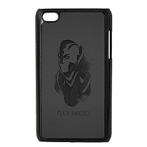 iPod Touch 4 Case Black Dota Fk Magic Xbfjt