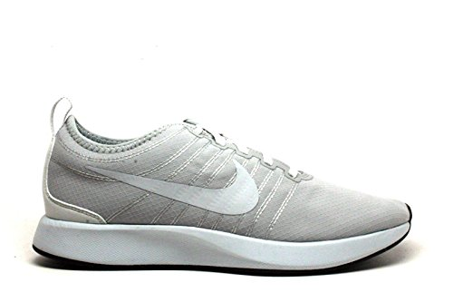 Nike Dualtone Racer Se Mens Running Trainers 922170 Scarpe Da Ginnastica Scarpe Lupo Grigio / Puro Platino Lila / Grün