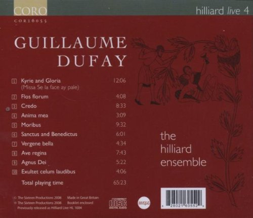 Hilliard Live 4 by Coro