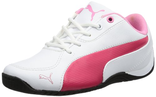 Drift Puma L garçon Jr White 03 mode Pink Cat Baskets virtual Pink sachet Weiß 5 AwwqSpUF