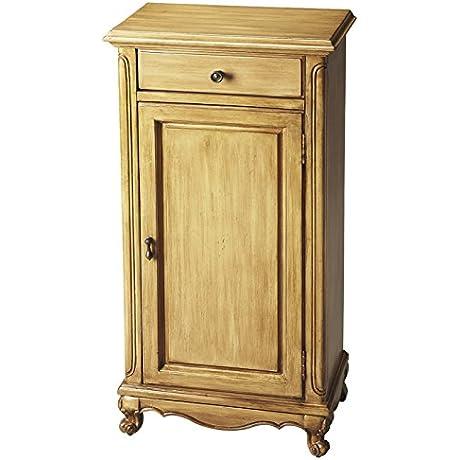 Butler Loomis Honey Brown Door Chest 18 X 10 X 36 Butler Hallmark Finish