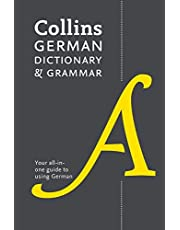 German Dictionary and Grammar: Two books in one