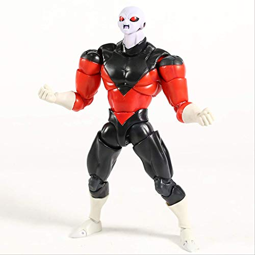 Holiny Dragon Ball Super Jiren PVC Figura De Accion De Coleccion Modelo De Juguete 17Cm, Decoraciones De Dormitorio